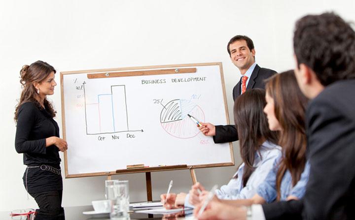 Практические рекомендации при проведении презентации