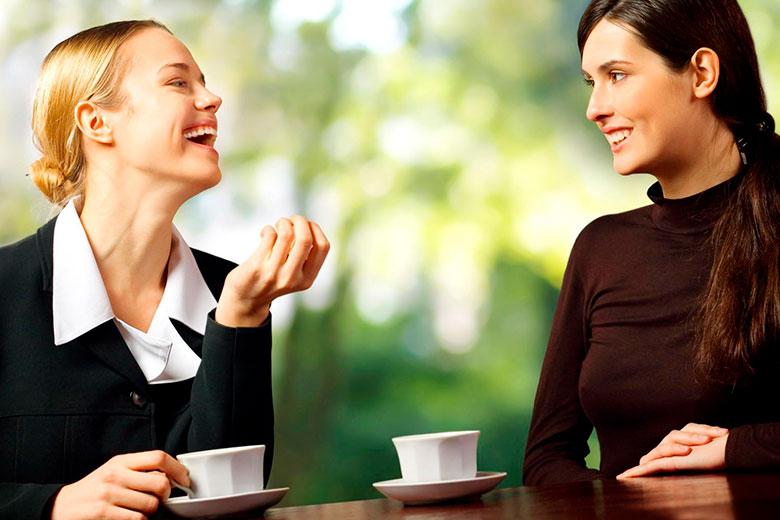 1 этап установления контакта: снимаем психологические барьеры, снижаем напряжение