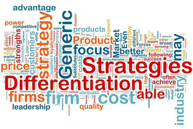 Photo of Стратегия дифференциации товара и создание конкурентного преимущества