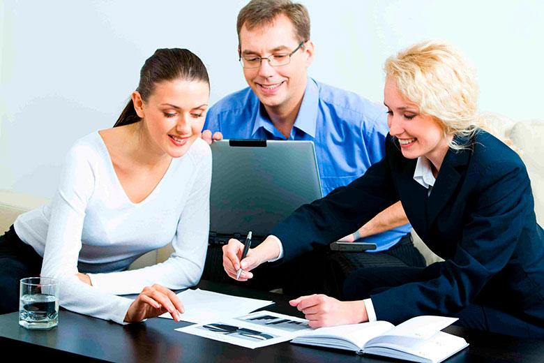 Стратегии поведения продавца в процессе продажи
